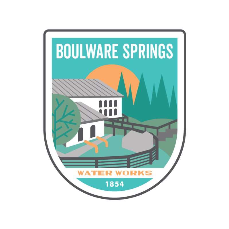 Boulware Springs by Wunderland Tattoo