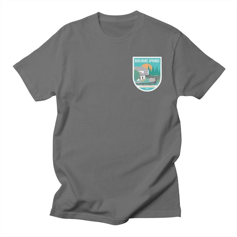 Boulware Springs Women's Regular Unisex T-Shirt by Wunderland Tattoo