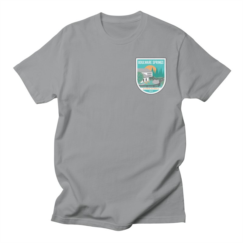 Boulware Springs Women's Regular Unisex T-Shirt by Wunderland Tattoo