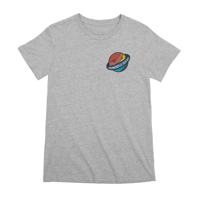 Gainesville Solar Walk Women's Premium T-Shirt by Wunderland Tattoo