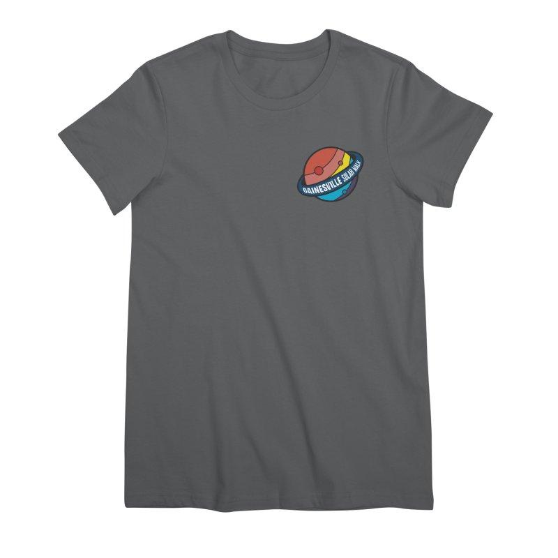 Gainesville Solar Walk Women's T-Shirt by Wunderland Tattoo