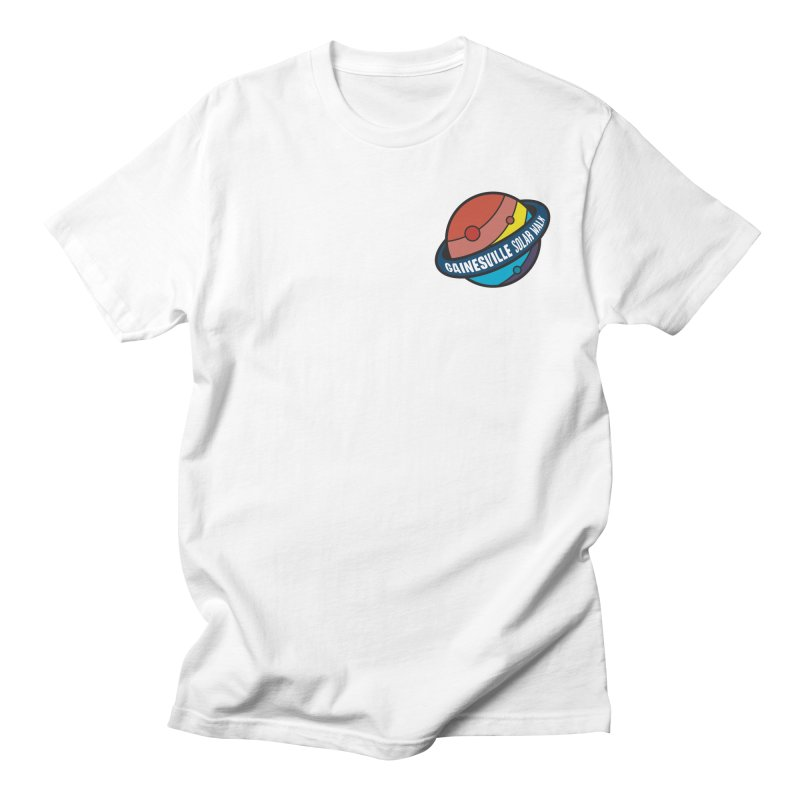 Gainesville Solar Walk Men's Regular T-Shirt by Wunderland Tattoo