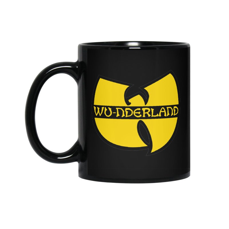 Wu-nderland Accessories Standard Mug by Wunderland Tattoo