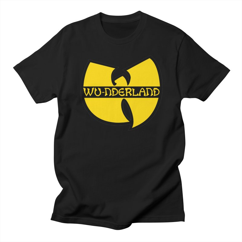 Wu-nderland Women's Regular Unisex T-Shirt by Wunderland Tattoo
