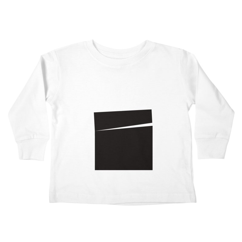 SQ #144 Kids Toddler Longsleeve T-Shirt by WhileYouWereAway