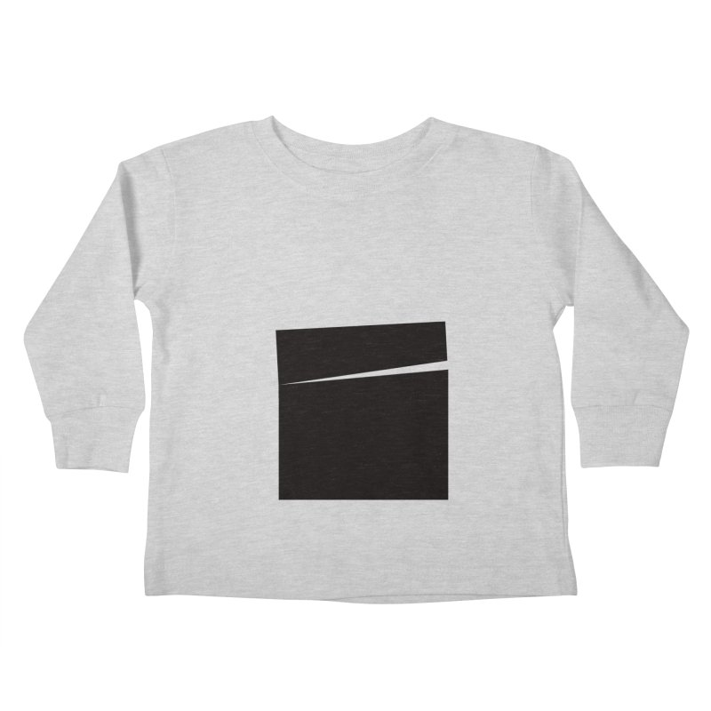 SQ #144 Kids Toddler Longsleeve T-Shirt by WhileYouWereAway