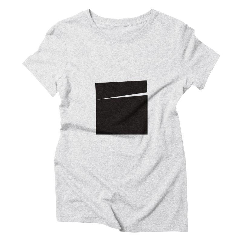 SQ #144 Women's Triblend T-Shirt by WhileYouWereAway