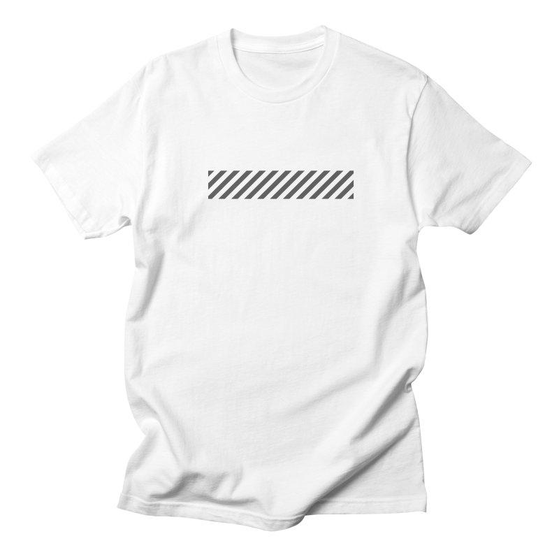Warning! Men's T-Shirt by WhileYouWereAway
