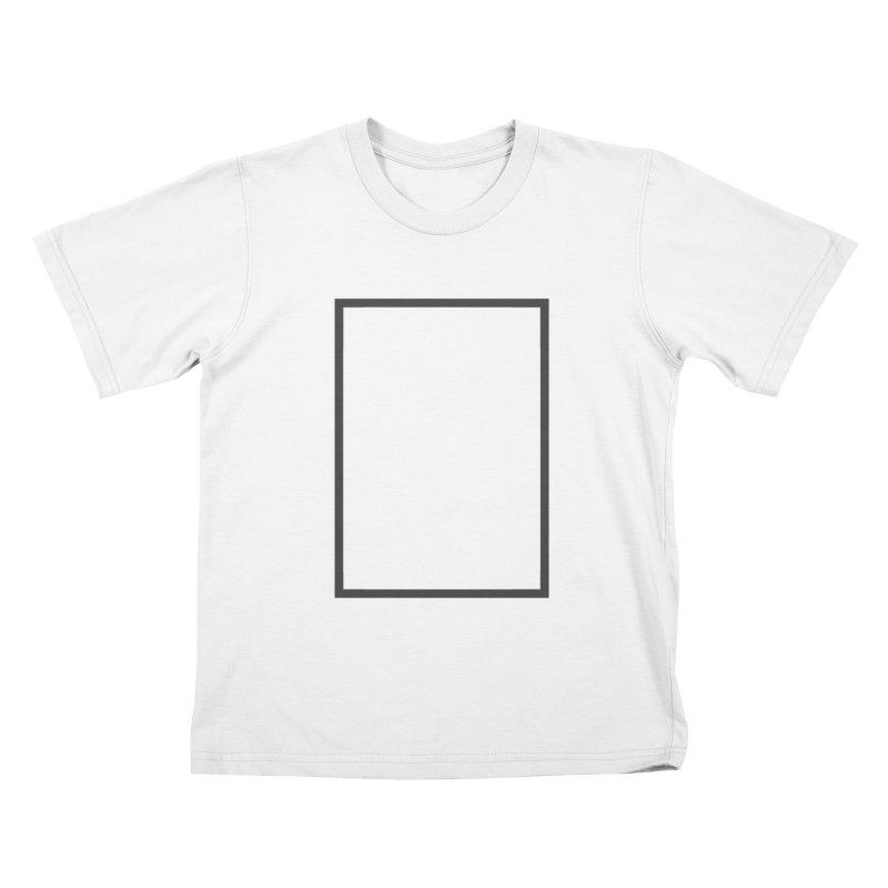 SQ #88 Kids T-Shirt by WhileYouWereAway