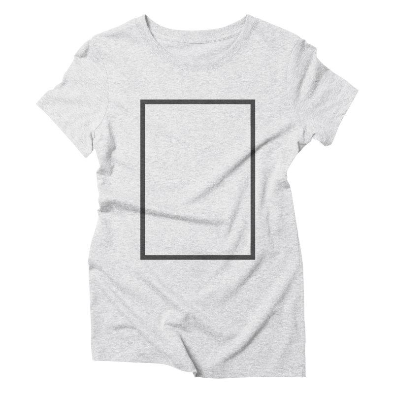 SQ #88 Women's Triblend T-Shirt by WhileYouWereAway