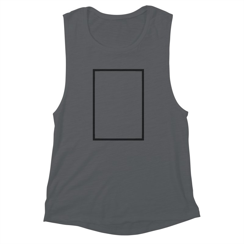 SQ #88 Women's Muscle Tank by WhileYouWereAway