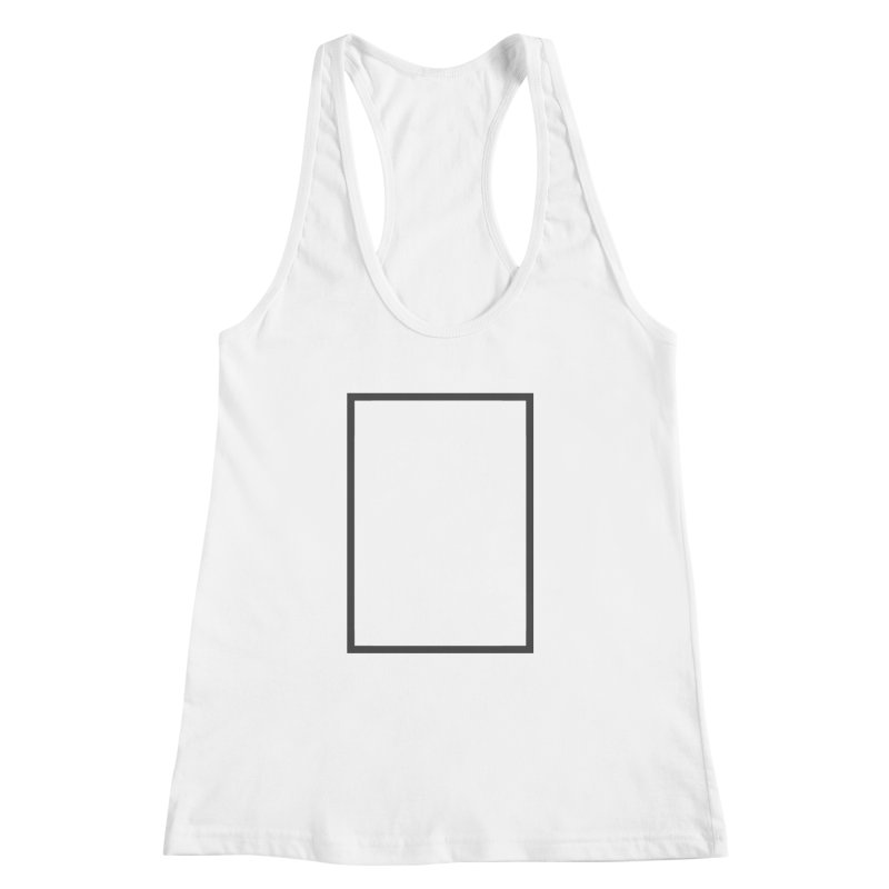 SQ #88 Women's Racerback Tank by WhileYouWereAway