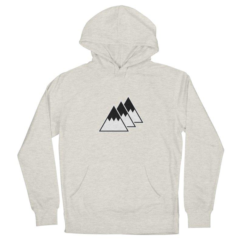 Alps Men's Pullover Hoody by WhileYouWereAway