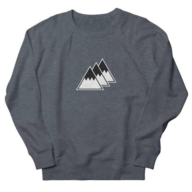 Alps Women's Sweatshirt by WhileYouWereAway