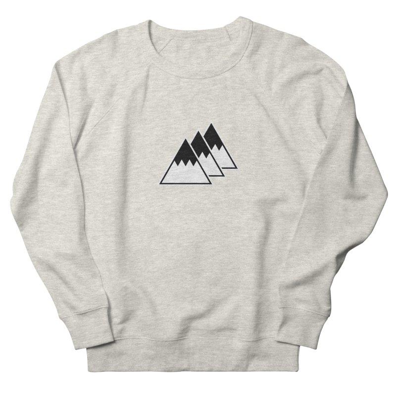 Alps Men's Sweatshirt by WhileYouWereAway