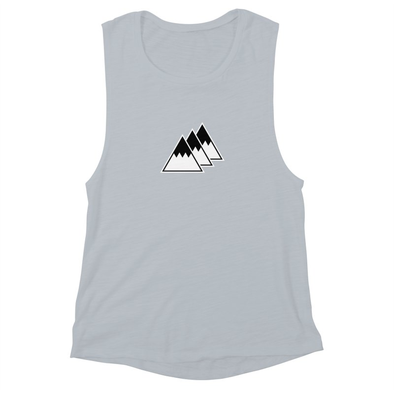 Alps Women's Muscle Tank by WhileYouWereAway