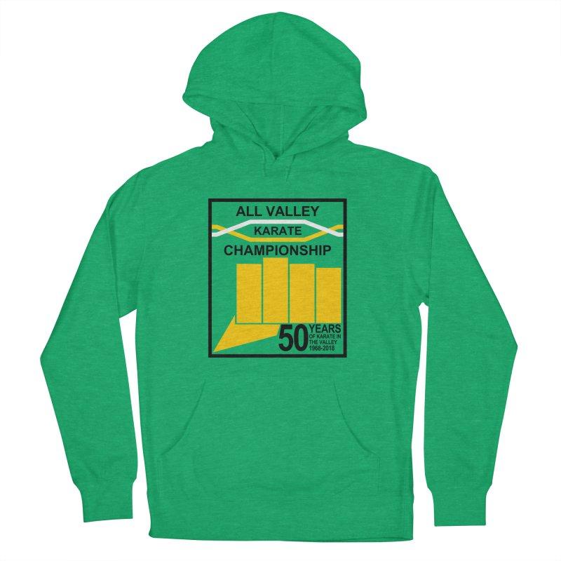 All Valley Championship Men's Pullover Hoody by WhileYouWereAway
