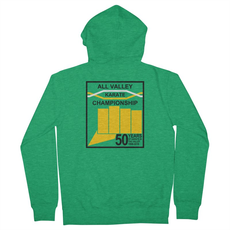 All Valley Championship Men's Zip-Up Hoody by WhileYouWereAway