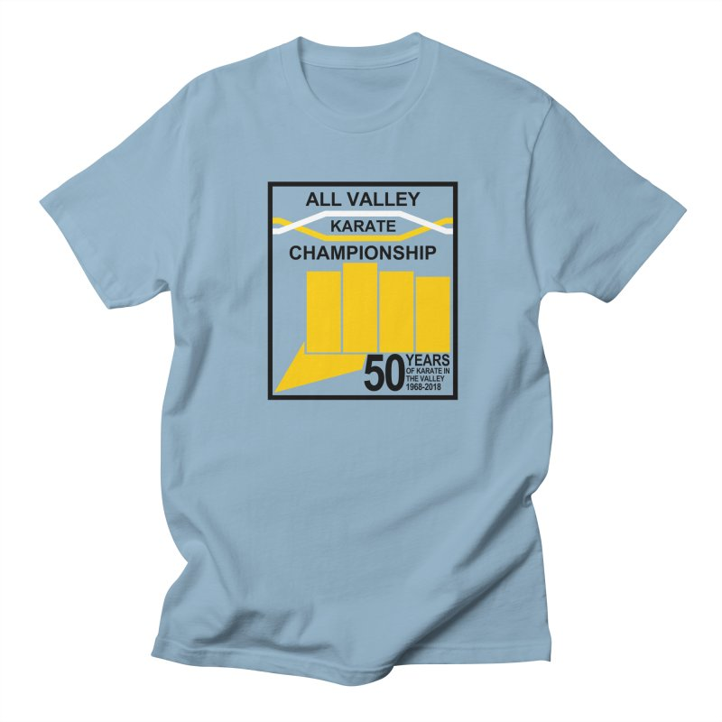 All Valley Championship Men's T-Shirt by WhileYouWereAway