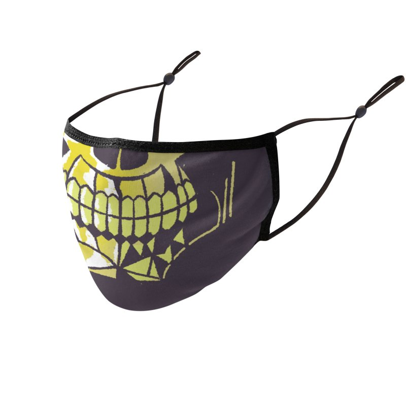 Golden Teef Accessories Face Mask by wwowly