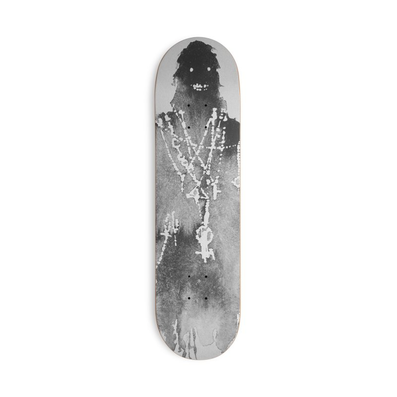Arcane Inks Accessories Skateboard by wwowly