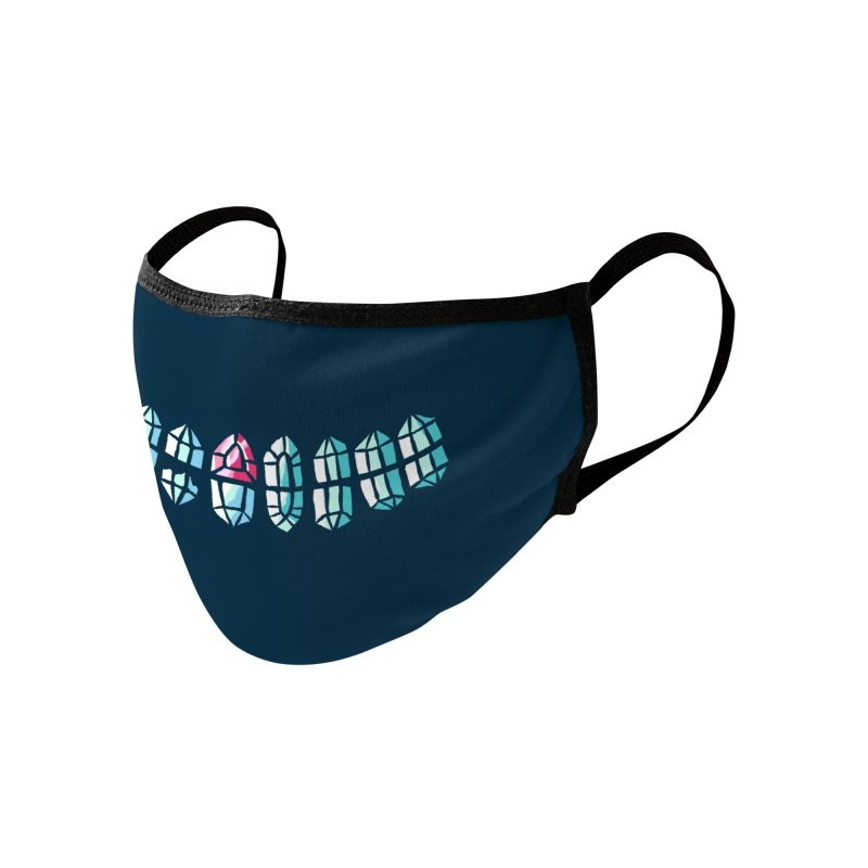 Ruby Toof Accessories Face Mask by wwowly