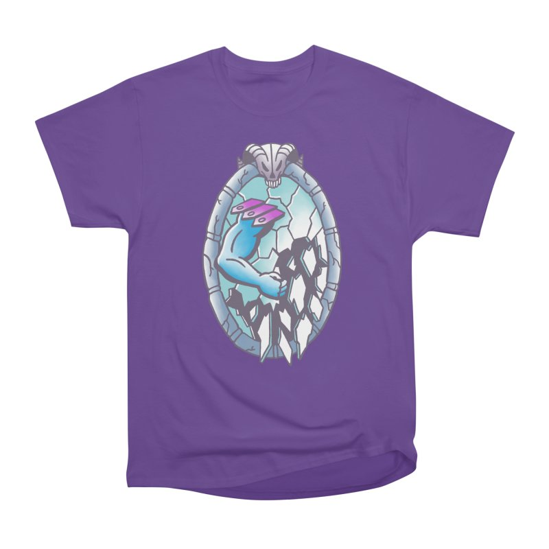 Skeletor leaves Women's Heavyweight Unisex T-Shirt by wwowly's Shop