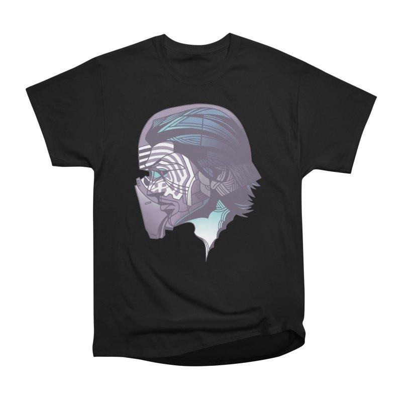 Kylo Ren X-Ray Men's Heavyweight T-Shirt by wwowly's Shop