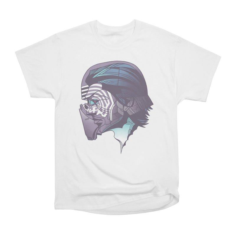 Kylo Ren X-Ray Women's Heavyweight Unisex T-Shirt by wwowly's Shop