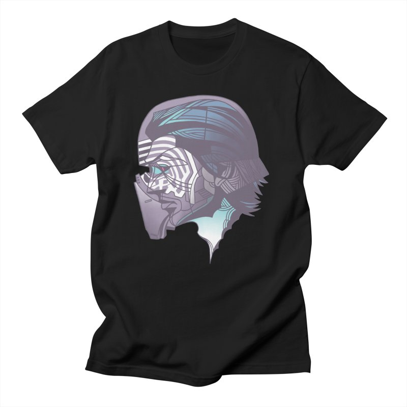 Kylo Ren X-Ray Women's Regular Unisex T-Shirt by wwowly's Shop