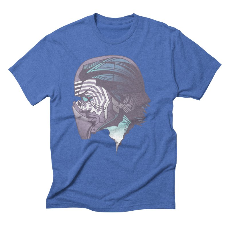 Kylo Ren X-Ray Men's Triblend T-Shirt by wwowly's Shop
