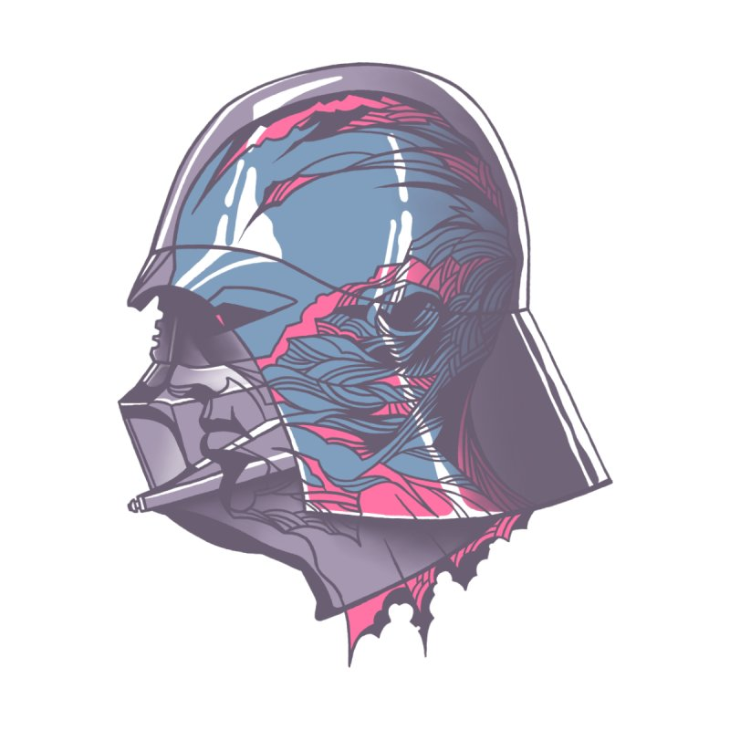 Darth Vader X-Ray Men's T-Shirt by wwowly's Shop