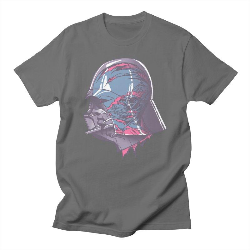 Darth Vader X-Ray in Men's Regular T-Shirt Asphalt by wwowly's Shop