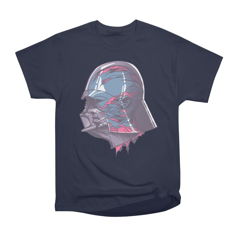Darth Vader X-Ray Women's Heavyweight Unisex T-Shirt by wwowly's Shop