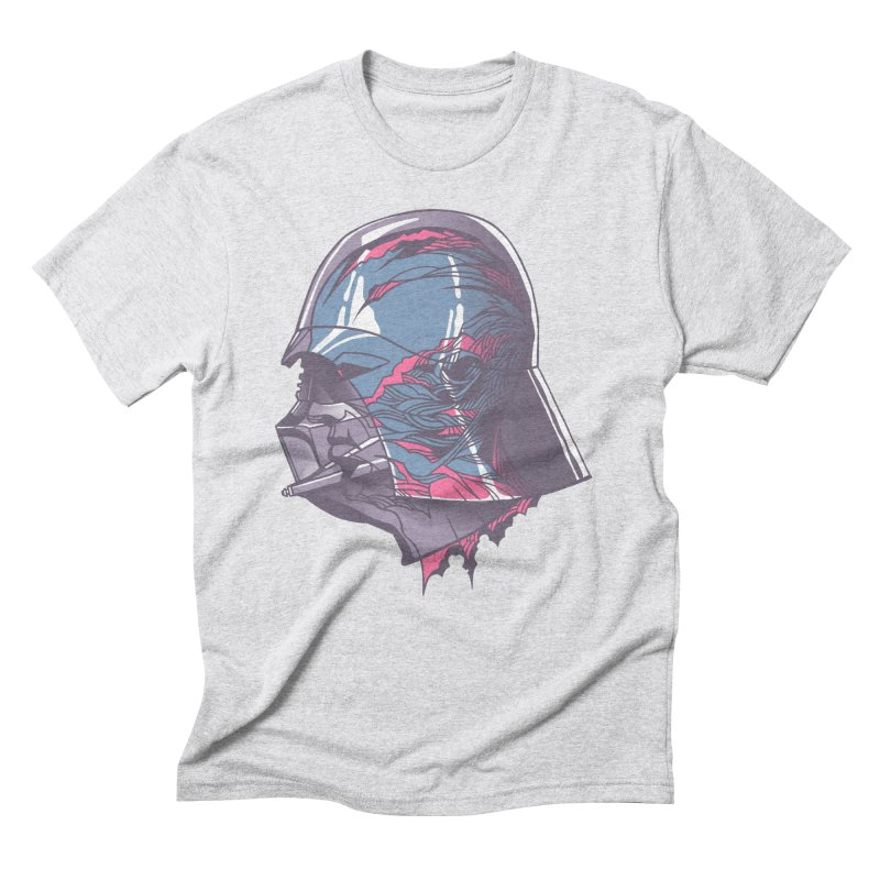 Darth Vader X-Ray Men's Triblend T-Shirt by wwowly's Shop