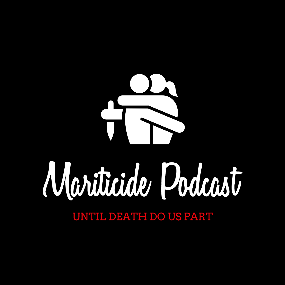 Mariticide Podcast's Artist Shop Logo