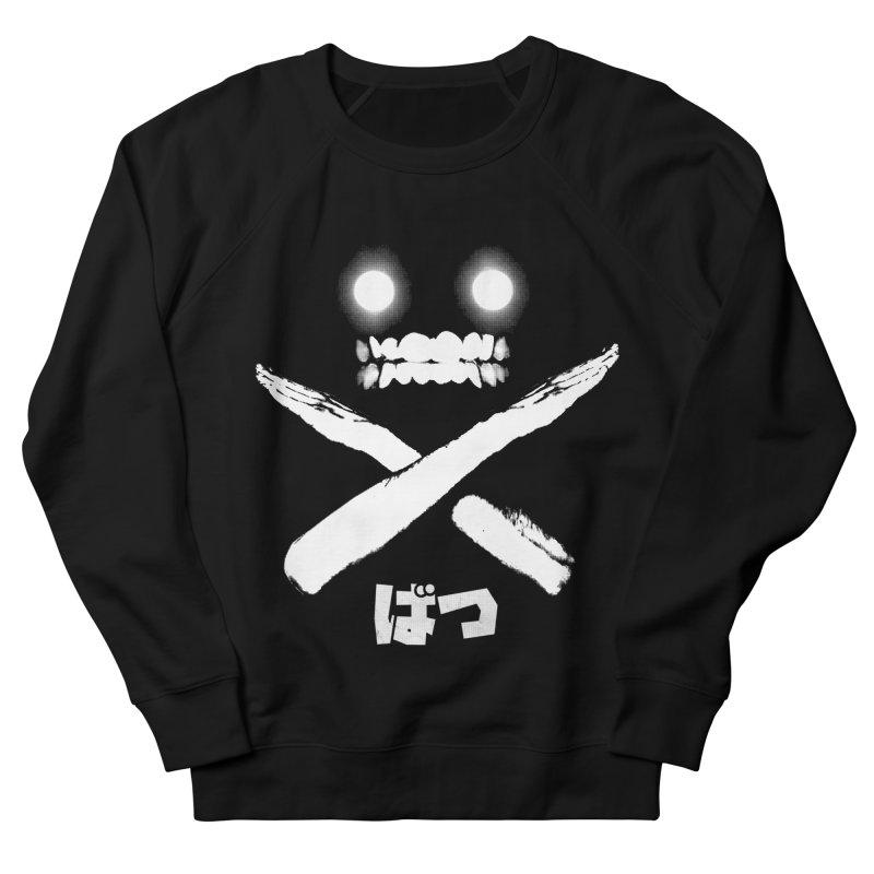 BATSU Women's French Terry Sweatshirt by wyel's Artist Shop