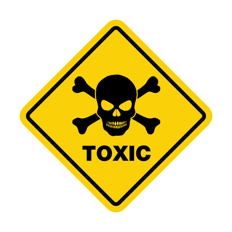TOXIC Women's T-Shirt by Wylie Craft Co.