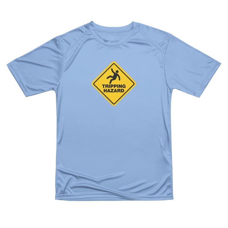 TRIPPING HAZARD Women's T-Shirt by Wylie Craft Co.
