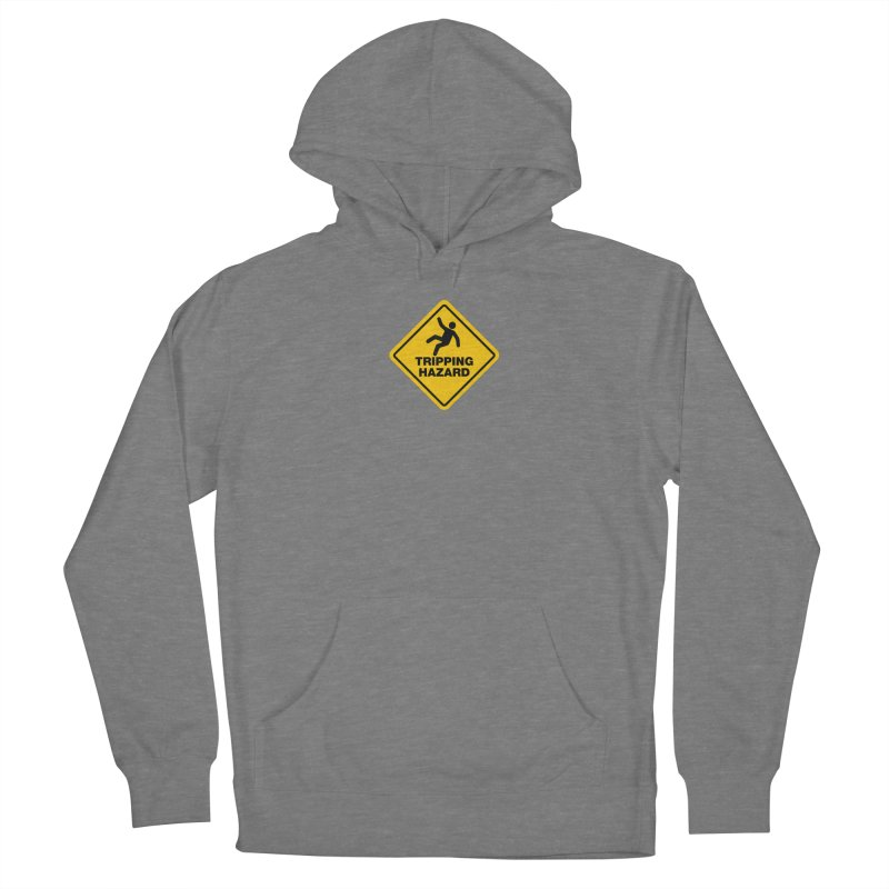 TRIPPING HAZARD Women's Pullover Hoody by Wylie Craft Co.