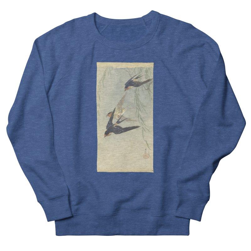 Three Birds in Flight Men's Sweatshirt by Wylie Craft Co.