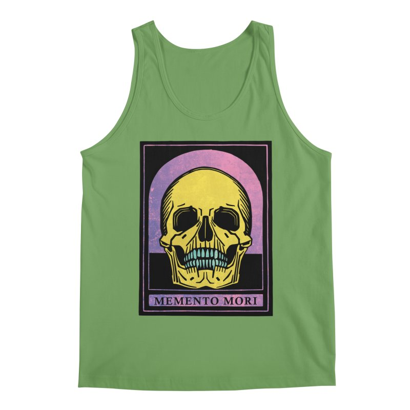 The Inevitability of Death Men's Tank by Wylie Craft Co.