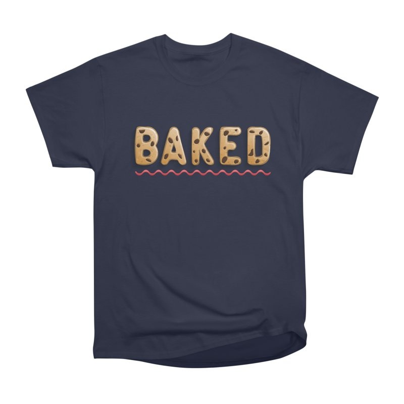 BAKED Men's T-Shirt by Wylie Craft Co.