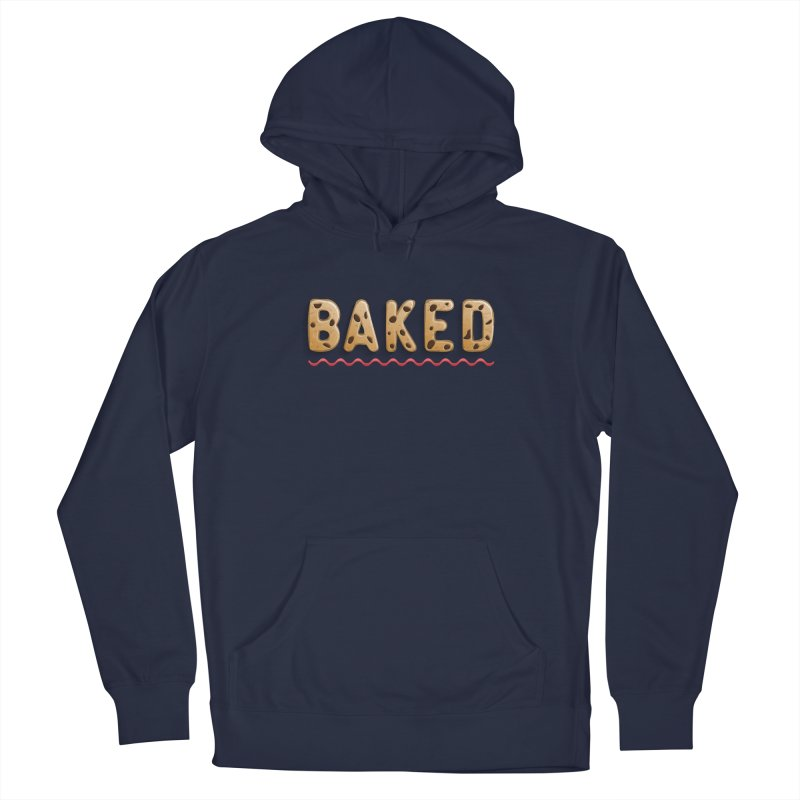 BAKED Men's Pullover Hoody by Wylie Craft Co.