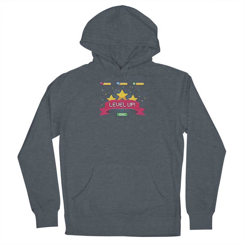 Level Up Women's Pullover Hoody by Wylie Craft Co.