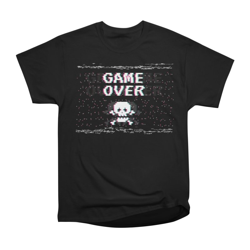 Game Over Men's T-Shirt by Wylie Craft Co.