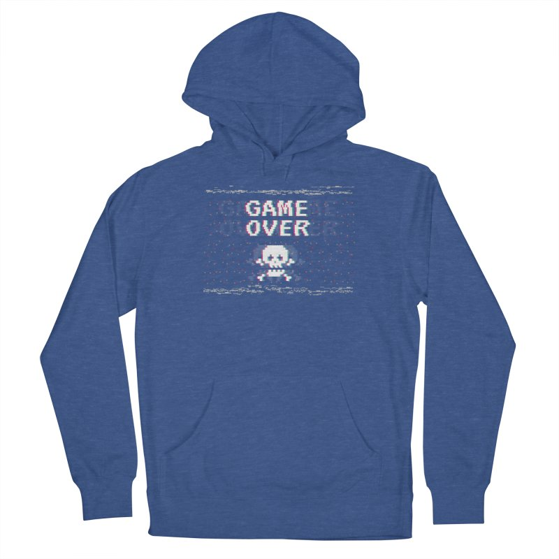 Game Over Women's Pullover Hoody by Wylie Craft Co.