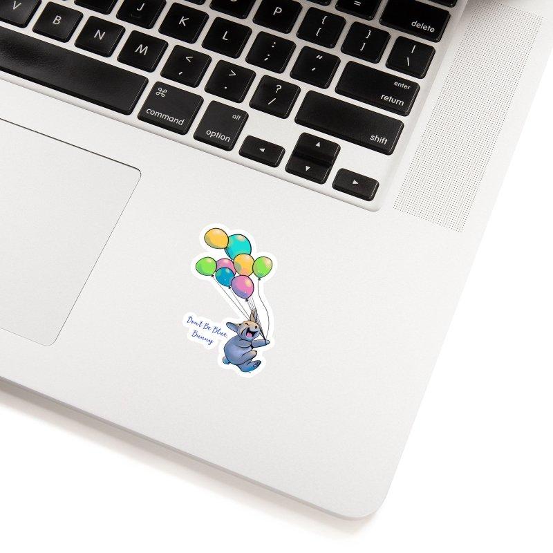 Happy Balloons Accessories Sticker by Michelle Wynn's Artist Shop