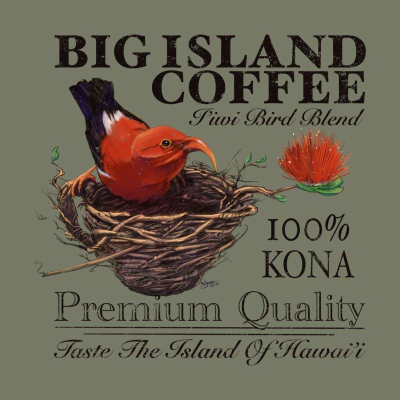 Big Island Coffee by Michelle Wynn's Artist Shop