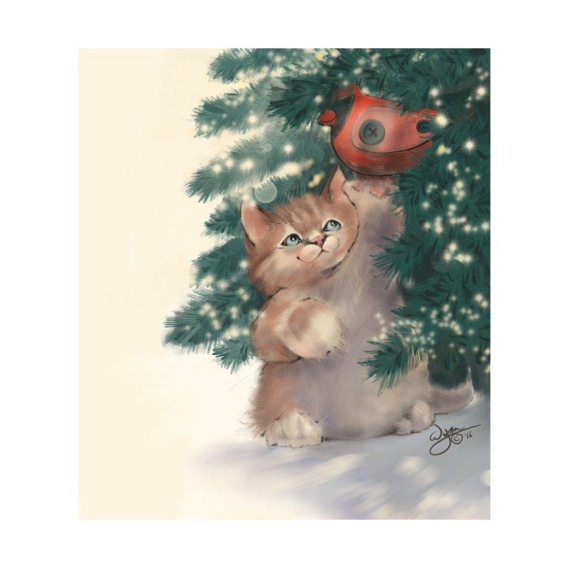 Christmas Wonder by Michelle Wynn's Artist Shop
